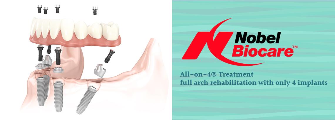 Winter Park Nobel Biocare Oral Surgeon